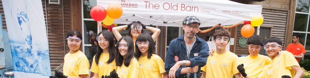 The Old Barn Volunteers